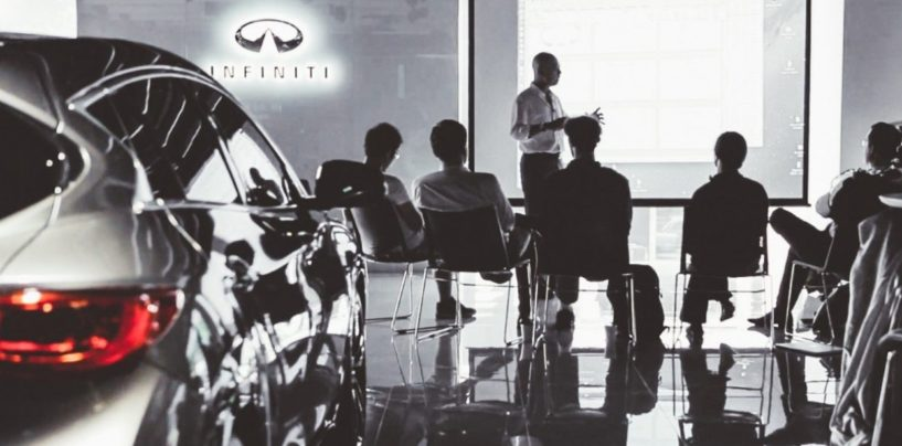 Infiniti Opens Smart Mobility Lab in Singapore