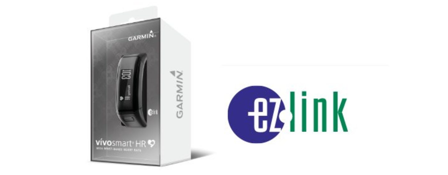 Payment wearables: EZ-Link ventures into a new era of payment wearables  with Garmin and Watchdata Technologies