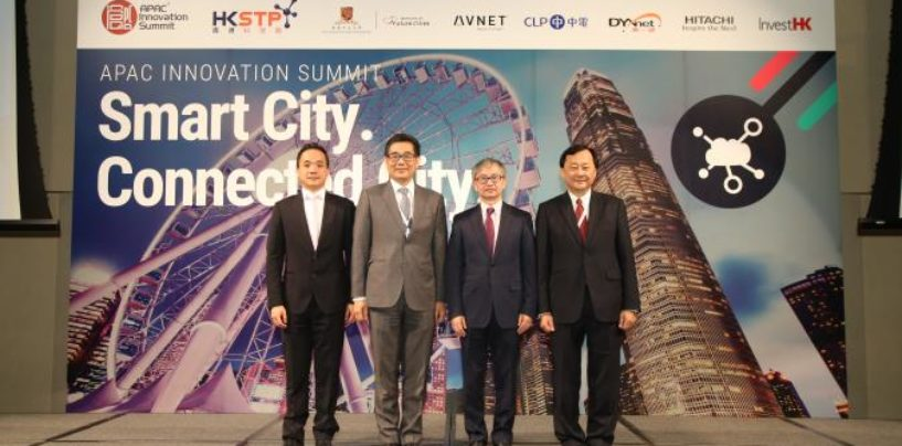 Hong Kong- Smart City Connected City Initiative