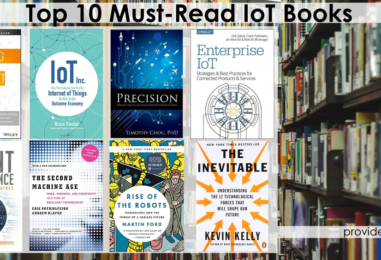 Top 10 Must-Read IoT Books