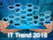 Adoption of IoT Platforms Will Be the Top IT Trend in 2018