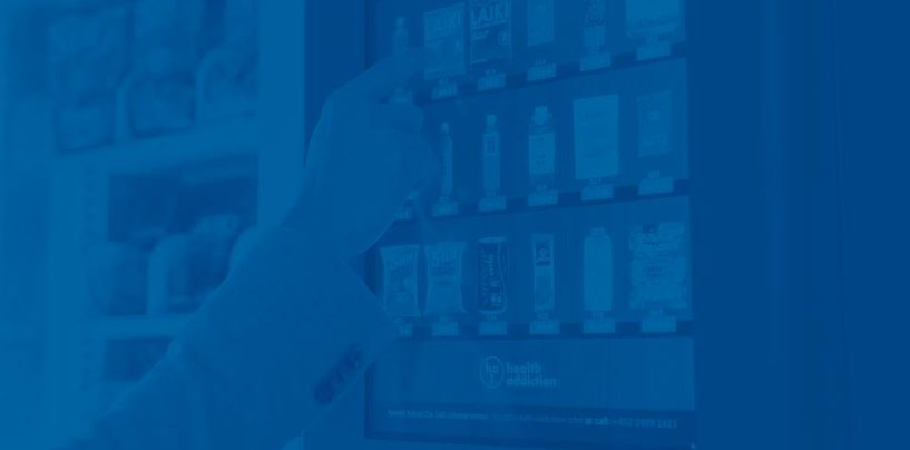 Ushering in the New Age of Vending Machines – SmartRetail, Shaking up Singapore's Retail Scene