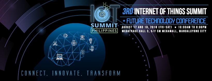 IoT summit philippines