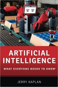 Artificial Intelligence- What Everyone Needs to Know