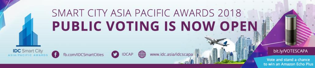 IDC smartcity voting