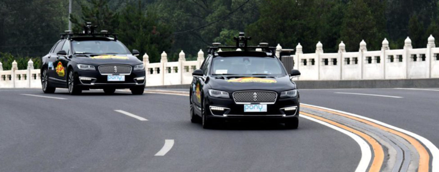 Chinese Autonomous Car Startup Raises $214M in Series A Funding!