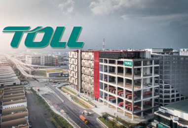 Next-Generation Logistics Hub, Toll City in Singapore