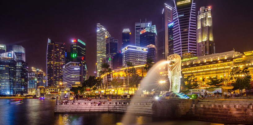 DNV GL Launches Digital Consulting and Smart Cities Singapore Hub