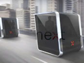 NEXT Future Transportation Unveils Its Autonomous Parcel Delivery Solution
