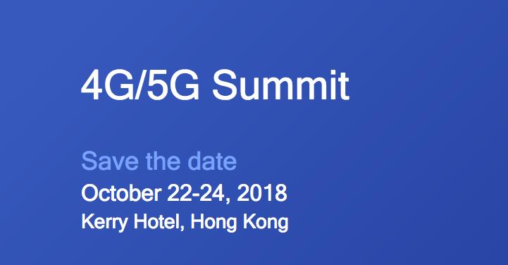 4G:5G Summit