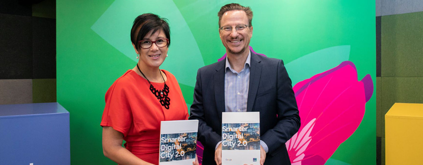 Google Hong Kong Releases Second Edition of Smarter Digital City Whitepaper