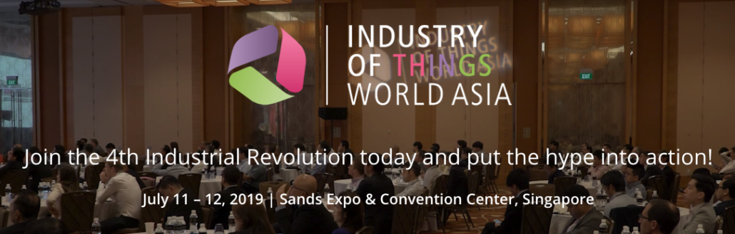 Industry of Things World - Asia