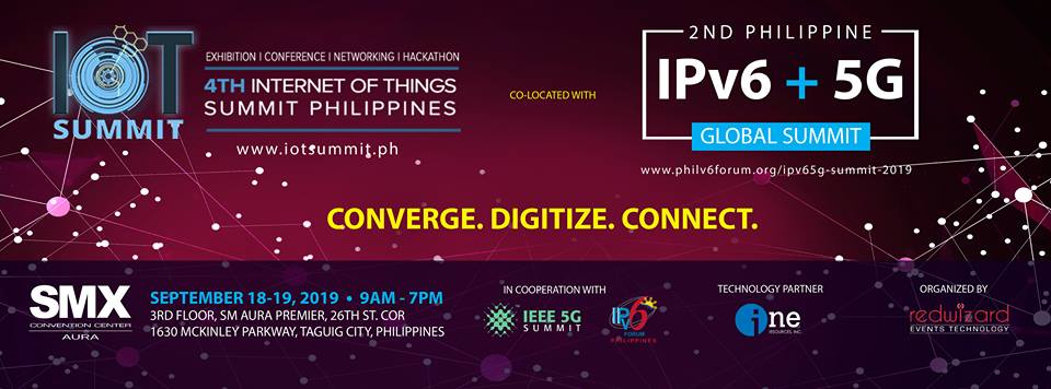 IoT Summit 2019