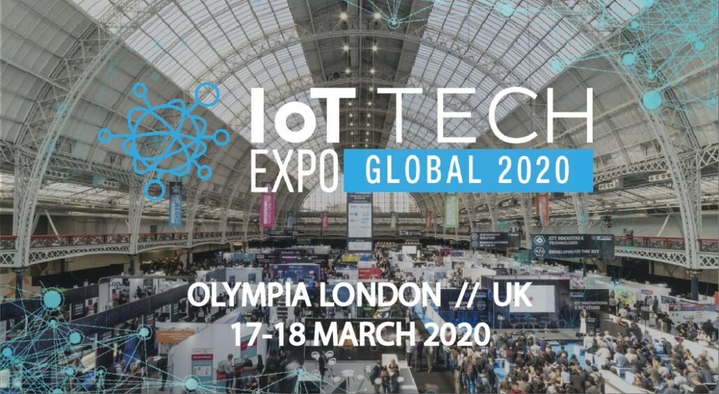 IoT tech Expo Global 2020