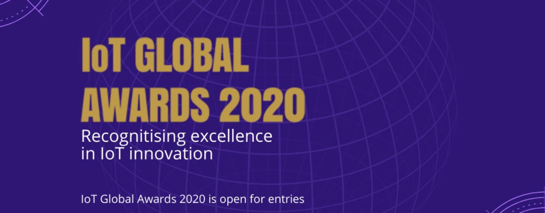 Apply For IoT Global Awards 2020