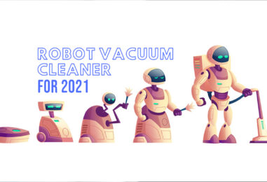 Top 10 Robot Vacuum Cleaner for 2021