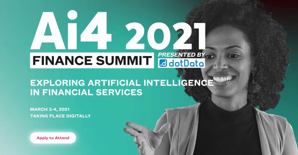 Ai4 2021 Finance Summit