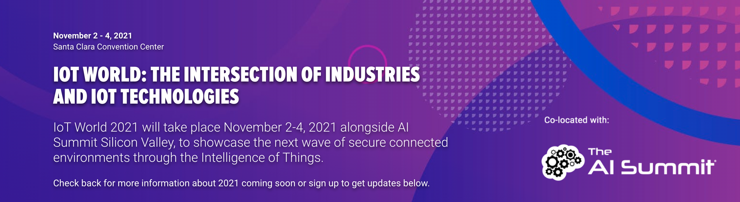 IoT World 2021