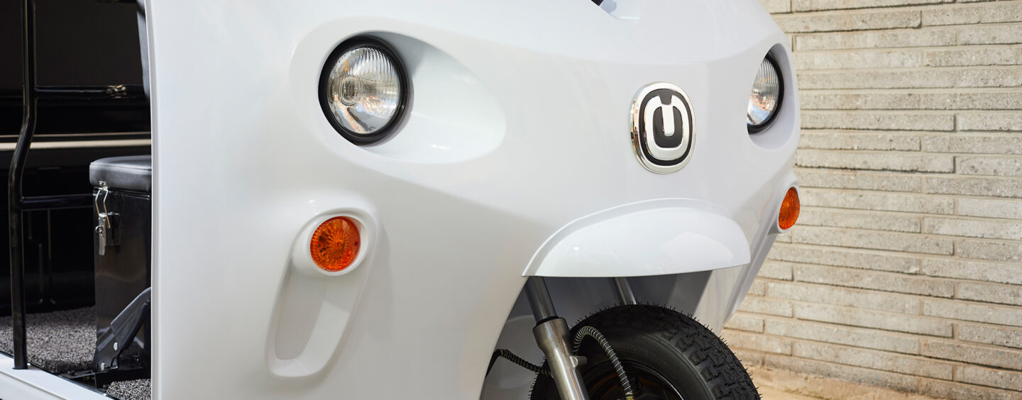 The First Electric Tuktuk for Southeast Asia